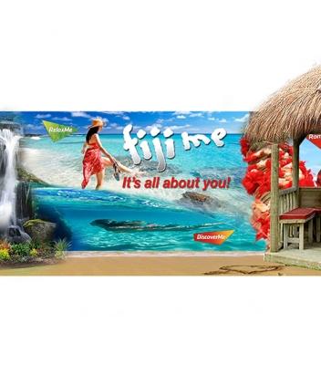 Tourism Fiji – Expo Displays