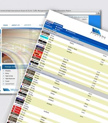 AFL (FIDS) Flight Information Display System